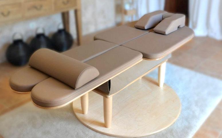 Warlity stół do masażu