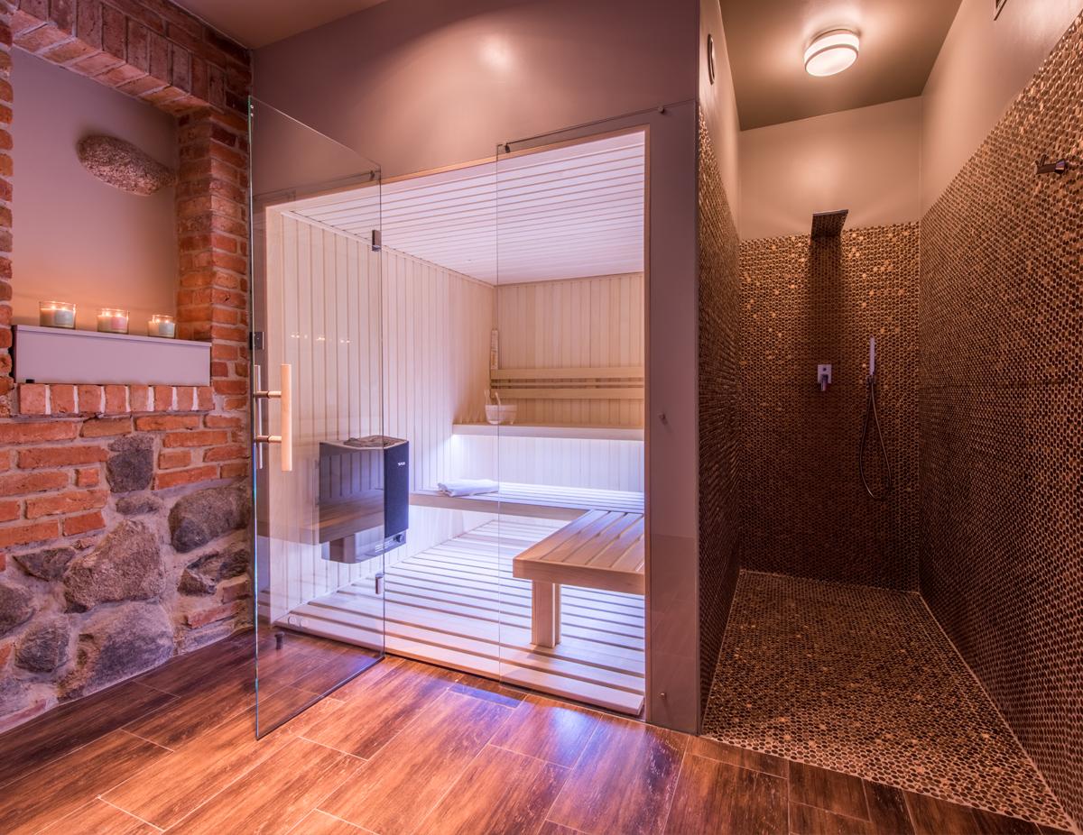 Sauna Warlity